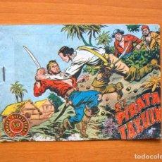 Tebeos: HOMBRES AVENTUREROS - Nº 50 EL PIRATA TAXUIX - EDITORIAL RICART. Lote 72445611