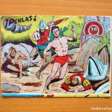 Tebeos: HOMBRES AVENTUREROS - Nº 67 PERLAS - EDITORIAL RICART. Lote 72445775