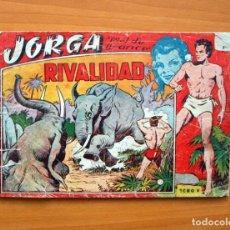 Tebeos: JORGA PIEL DE BRONCE - TOMO Nº 5 RIVALIDAD - EDITORIAL RICART 1955. Lote 72446351