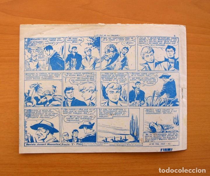 Tebeos: Winchester Jim - de 2 pesetas - nº 27 El fin de un traidor - Editorial Ricart - Foto 5 - 72447907