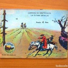 Tebeos: WINCHESTER JIM - DE 4 PESETAS - Nº 18 - EDITORIAL RICART. Lote 72448447