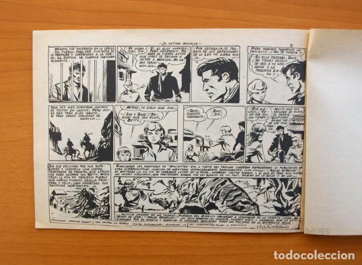 Tebeos: Winchester Jim - de 4 pesetas - nº 18 - Editorial Ricart - Foto 4 - 72448447