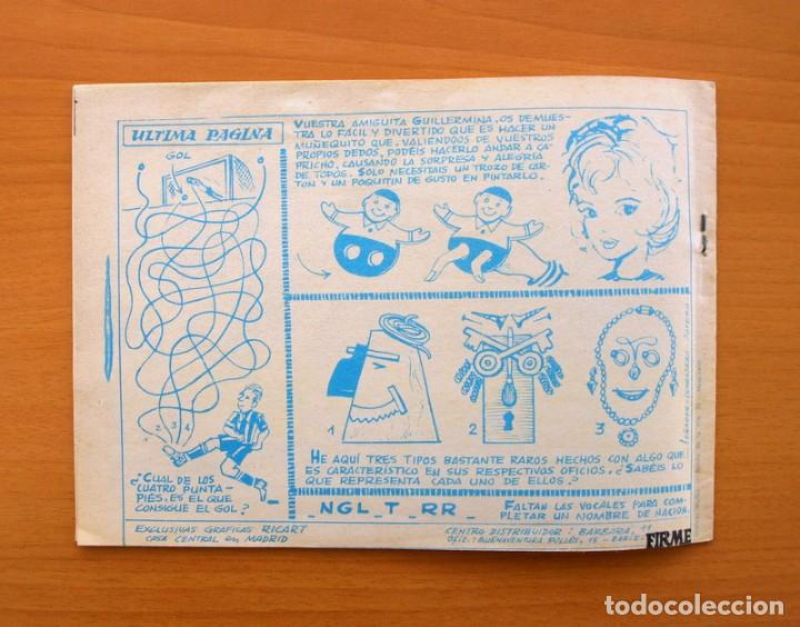 Tebeos: Winchester Jim - de 4 pesetas - nº 18 - Editorial Ricart - Foto 5 - 72448447