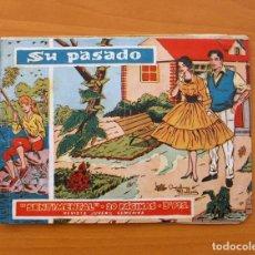 Tebeos: SENTIMENTAL - SU PASADO - EDITORIAL RICART 1959. Lote 72449111
