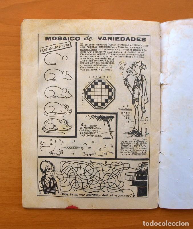 Tebeos: Colección Gardenia azul - nº 306 - Editorial Ricart - Foto 5 - 72450123
