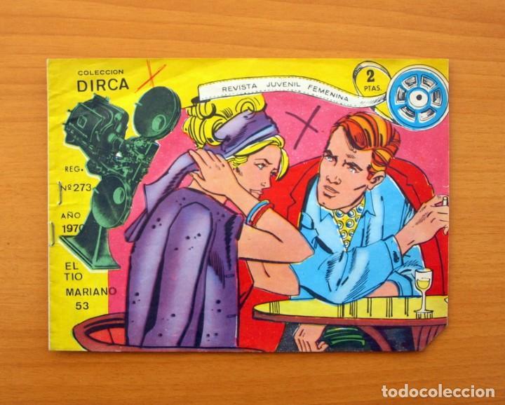 COLECCIÓN DIRCA - Nº 53 EL TIO MARIANO - EDITORIAL RICART (Tebeos y Comics - Ricart - Otros)