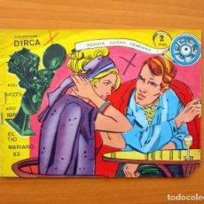 Tebeos: COLECCIÓN DIRCA - Nº 53 EL TIO MARIANO - EDITORIAL RICART. Lote 72453235