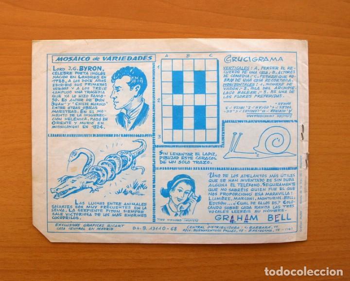 Tebeos: Colección Dirca - nº 53 El tio Mariano - Editorial Ricart - Foto 5 - 72453235