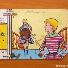 Tebeos: COLECCIÓN SENTIMENTAL - Nº 3 DOS VIDAS - EDITORIAL RICART . Lote 72455103