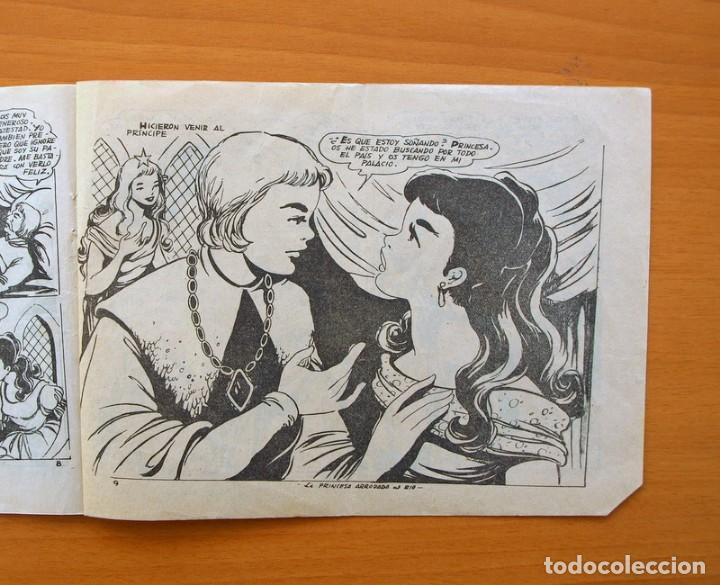 Tebeos: Colección Rosa - nº 40 La princesa arrojada al rio - Editorial Ricart - Foto 4 - 72455411