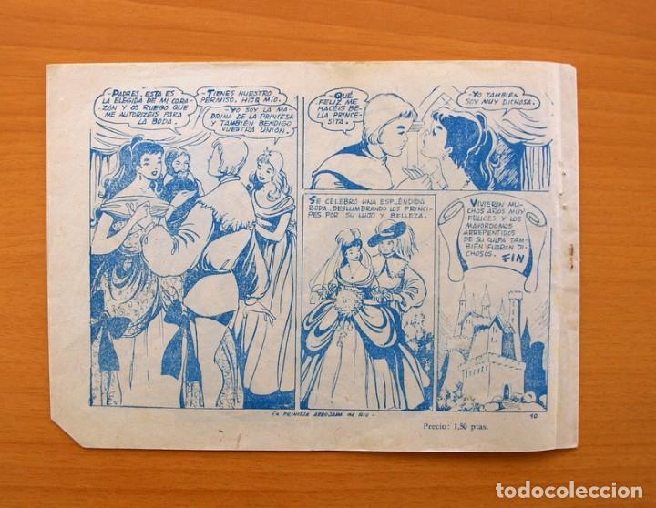 Tebeos: Colección Rosa - nº 40 La princesa arrojada al rio - Editorial Ricart - Foto 5 - 72455411