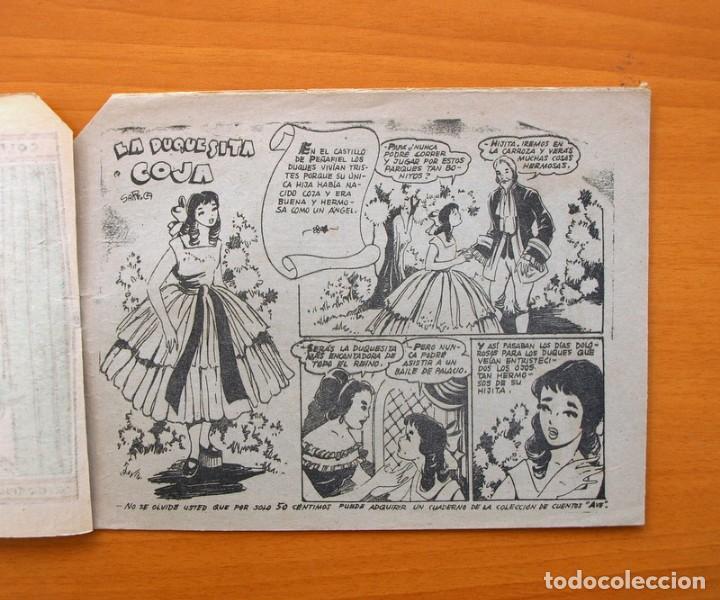 Tebeos: Colección Rosa - nº 23 La duquesita coja - Editorial Ricart - Foto 2 - 72455751