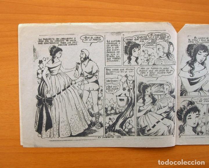Tebeos: Colección Rosa - nº 23 La duquesita coja - Editorial Ricart - Foto 3 - 72455751
