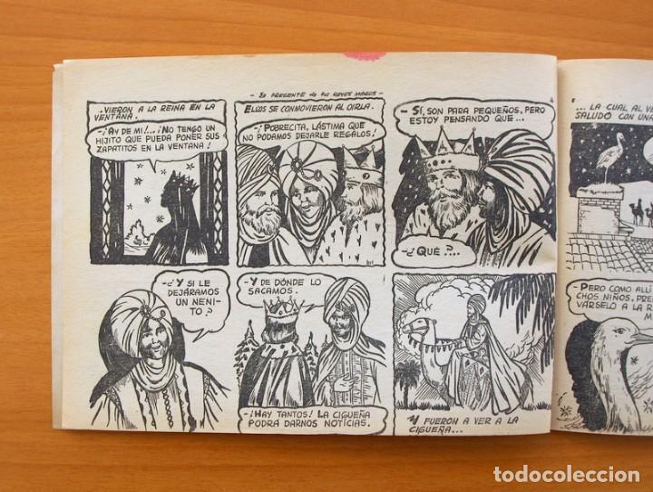 Tebeos: Colección Ardillita - nº 338 El presente de los reyes magos - Editorial Ricart - Foto 3 - 72458939