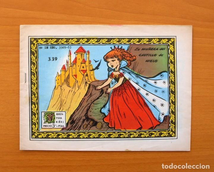 COLECCIÓN ARDILLITA - Nº 339 LA MUÑECA DEL CASTILLO DE HIELO - EDITORIAL RICART (Tebeos y Comics - Ricart - Otros)