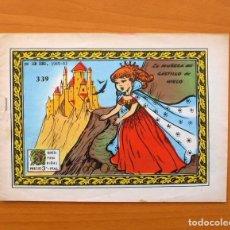 Tebeos: COLECCIÓN ARDILLITA - Nº 339 LA MUÑECA DEL CASTILLO DE HIELO - EDITORIAL RICART. Lote 72459203
