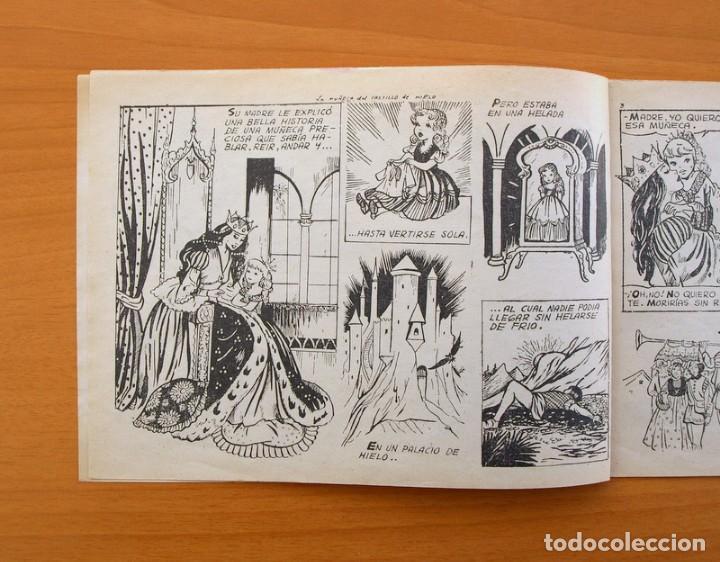 Tebeos: Colección Ardillita - nº 339 La muñeca del castillo de hielo - Editorial Ricart - Foto 3 - 72459203