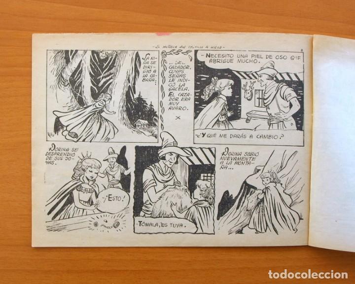 Tebeos: Colección Ardillita - nº 339 La muñeca del castillo de hielo - Editorial Ricart - Foto 4 - 72459203