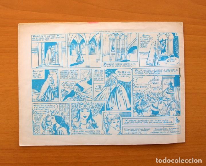 Tebeos: Colección Ardillita - nº 339 La muñeca del castillo de hielo - Editorial Ricart - Foto 5 - 72459203