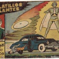 Tebeos: PLATILLOS VOLANTES Nº 1, 1ª SERIE, ORIGINAL. Lote 74299147