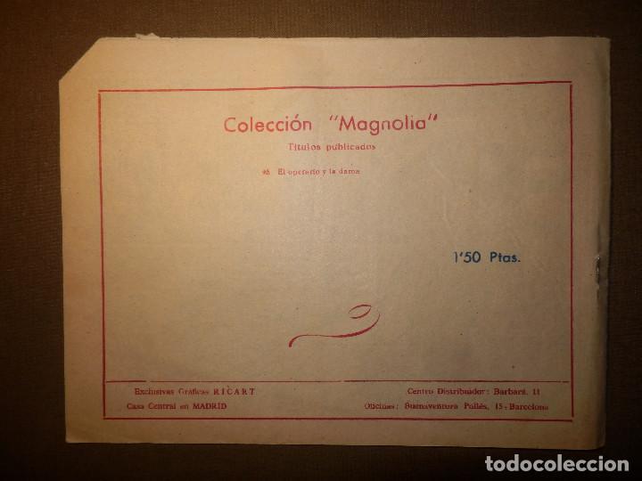 Tebeos: TEBEO - COMIC - COLECCIÓN MAGNOLIA - EL OPERARIO Y LA DAMA - Nº 93 - - Foto 2 - 74363371