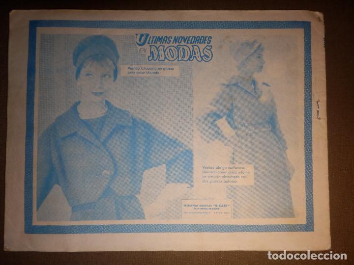 Tebeos: TEBEO - COMIC - COLECCIÓN SENTIMENTAL - GANÓ LA FELICIDAD - Nº 284 - SENTA BERGER - Foto 2 - 74363431