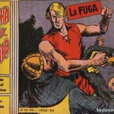 Tebeos: FLECHA Y ARTURO - Nº 2 - LA FUGA - EDITORIAL RICART - ORIGINAL 1965 (2 PTAS). Lote 74560539