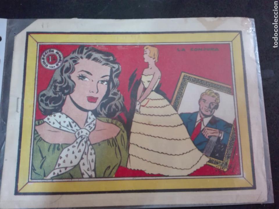 COLECCIÓN MODELO NÚMERO 17 LA CONJURA (Tebeos y Comics - Ricart - Modelo)