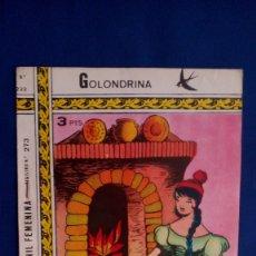 Tebeos: REVISTA JUVENIL GOLONDRINA Nº 222 - RICART. Lote 79101249