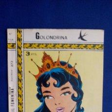Tebeos: REVISTA JUVENIL GOLONDRINA Nº 224 - RICART. Lote 79101301