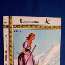 Tebeos: REVISTA JUVENIL GOLONDRINA Nº 227 - RICART. Lote 79101381