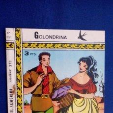 Tebeos: REVISTA JUVENIL GOLONDRINA Nº 237 - RICART. Lote 79101533