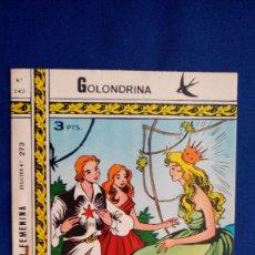 Tebeos: REVISTA JUVENIL GOLONDRINA Nº 240 - RICART. Lote 79101621