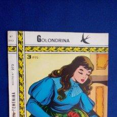 Tebeos: REVISTA JUVENIL GOLONDRINA Nº 243 - RICART. Lote 79101793