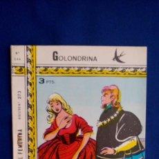 Tebeos: REVISTA JUVENIL GOLONDRINA Nº 244 - RICART. Lote 79101889