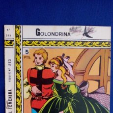 Tebeos: REVISTA JUVENIL GOLONDRINA Nº 257 - RICART. Lote 79102133