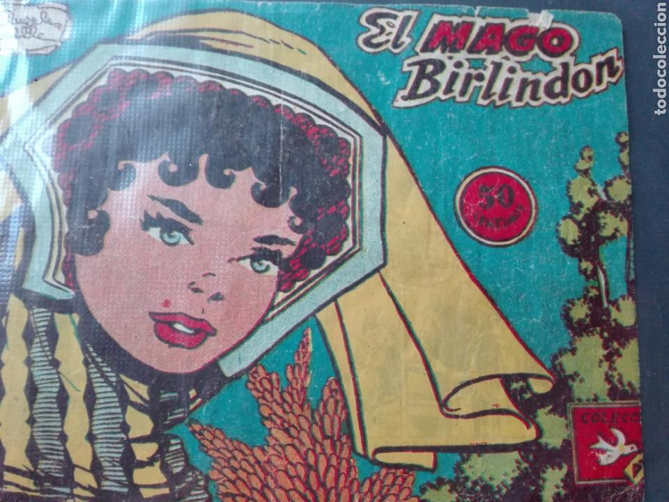 RICART COLECCIÓN AVE EL MAGO BIRLINDON (Tebeos y Comics - Ricart - Ave)