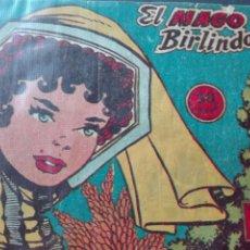 Tebeos: RICART COLECCIÓN AVE EL MAGO BIRLINDON. Lote 79911026