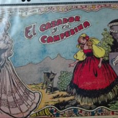 Tebeos: RICARD COLECCIÓN GACELA EL CAZADOR Y LA CAMPESINA. Lote 79912175