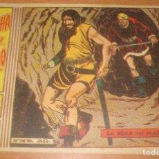 Tebeos: FLECHA Y ARTURO. LA ROCA DEL DIABLO. Nº 6. EXCLUSIVAS GRÁFICAS RICART.. Lote 83742288