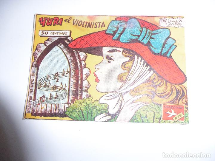 COLECCION AVE Nº 146 ORIGINAL RICART (Tebeos y Comics - Ricart - Ave)
