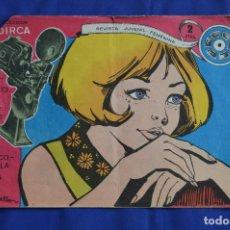 Tebeos: COLECCION DIRCA Nº 15 ** PECOSILLA ** RICART 1968. Lote 85837488