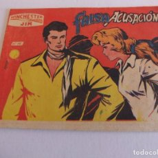 Tebeos: WINCHESTER JIM Nº 16 GRAFICAS RICART 2 PTS. Lote 88136756