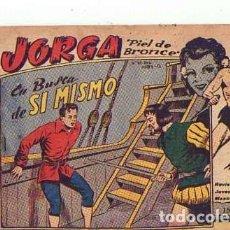 Tebeos: JORGA (PIEL DE BROCE) (2ª) (RICART) Nº 15. Lote 91375950