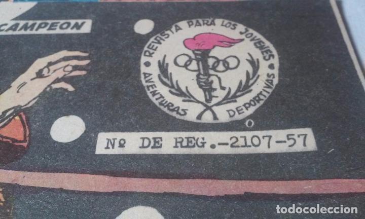 Tebeos: HARDY EL CAMPEÓN AVENTURAS GRÁFICAS NÚMERO 20 -RICART- - Foto 2 - 92495645