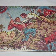 Tebeos: EL CORSARIO AUDAZ. COMIC EL PIRATA TAXUIX N° 3 AÑO 1955 ORIGINAL.. Lote 92723325