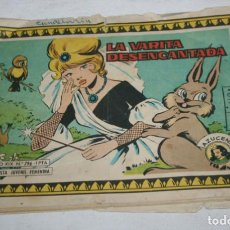 Tebeos: LA VARITA DESENCANTADA, JOSEFINA, AZUCENA REVISTA JUVENIL FEMENINA, TORAY 1958, TEBEO ANTIGUO. Lote 94072735
