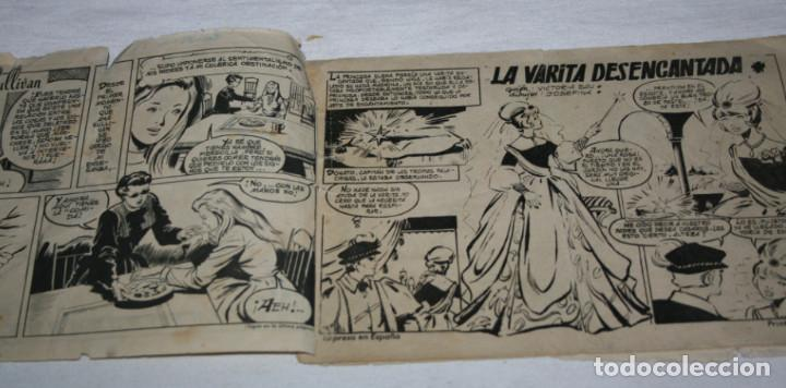 Tebeos: LA VARITA DESENCANTADA, JOSEFINA, AZUCENA REVISTA JUVENIL FEMENINA, TORAY 1958, TEBEO ANTIGUO - Foto 2 - 94072735