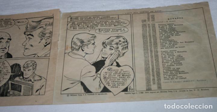 Tebeos: CINCO MIL CARTAS DE AMOR, SERENATA REVISTA JUVENIL FEMENINA, TORAY 1959, TEBEO ANTIGUO - Foto 2 - 94169795