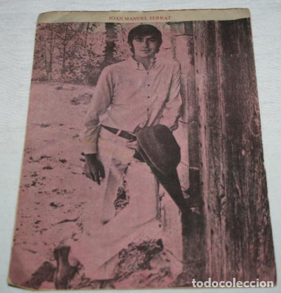 Tebeos: EL ATRACO, HEROINAS REVISTA JUVENIL FEMENINA, I.M.D.E. 1962, JOAN MANUEL SERRAT CONTAPORTADA, COMIC - Foto 3 - 94171005